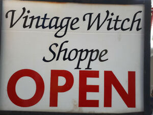 The Vintage Witch Shoppe