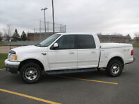 2001 Ford F-150 lariat Camionnette