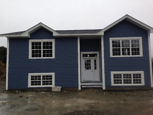 Beautiful Brand New house just off East Coast Trail in Torbay