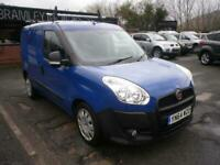2014 FIAT DOBLO 1.3 Multijet 16V SX Van * LOW MILEAGE * EXCELLENT * NO VAT *