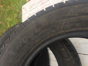 205/60/16 92T Michelin X-ice winter tires