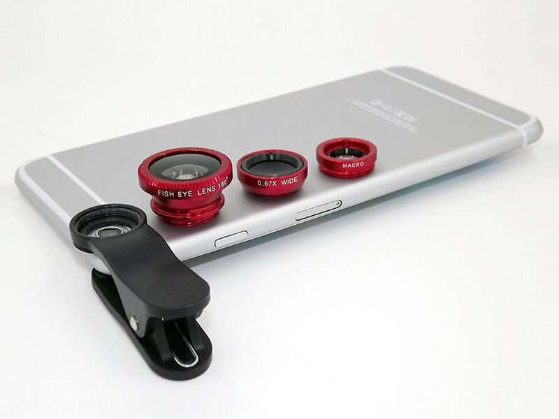 Clip-on Lenses