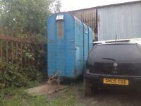 Horse box trailer £225
