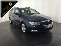 2013 SKODA SUPERB S GREENLINE II TDI ESTATE 1 OWNER SERVICE HISTORY FINANCE PX