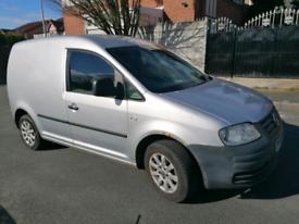 2007 Vw Caddy 1.9TDI Reliable Working Van