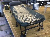 FISHING BED, NASH INDULGENCE SS4, 5 SEASON WIDE BOY