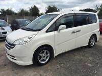 HONDA STEPWAGON 2009/59 AUTOMATIC STREAM/SHUTTLE/ELYSION 2.0 8 SEATER