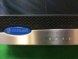 Crown CTs Series Power Amplifier - 260 Watts Per Channel at