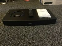 Bose Solo 15 Sound Base TV Speaker + QED Optical Cable