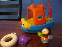 Bateau musical - Fisher Price