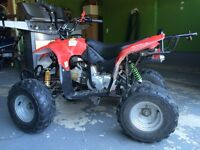 MINT CONDITION ATV 125CC