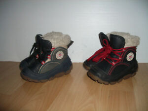 "Winter boots "" OLANG "" good condition--- sizes 23 / 24"