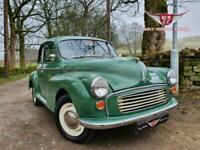 Great useable 1964 Morris Minor Saloon, looks & Drives great!