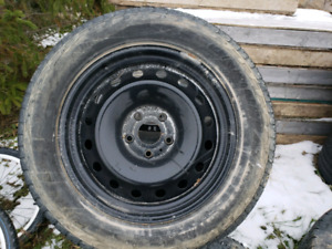 Dodge Ram 1500 winter rims