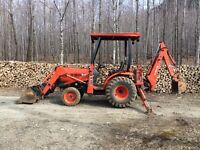 Kubota B21 TLB Longueuil / South Shore Greater Montréal Preview