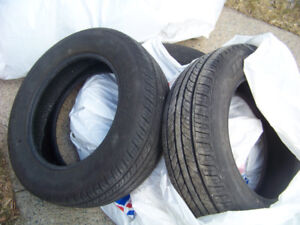 6 All season tires mint condition