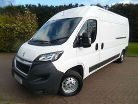 2014/64 Peugeot Boxer PROFESSIONAL 335 L3H2 2.2HDi 130 WITH AIR/CON
