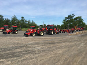 Branson Tractors Truckload Just arrived ! New FEATURES & Models
