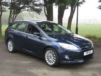 Ford Focus 1.6 Titanium X Estate**1 P.OWNER**HUGE SPEC**£20 TAX**DAB-NAV-BTOOTH*