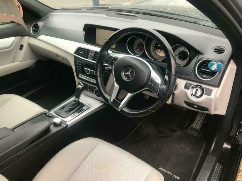 MERCEDES C CLASS C220 CDi BlueEFFiCiENCY 7G-Tronic Auto Start-Stop Sport  Edition | in Diss, Norfolk | Gumtree