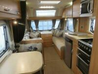 2012 SWIFT CHALLENGER 585, 6 BERTH CARAVAN IN NEED OF REPAIR.