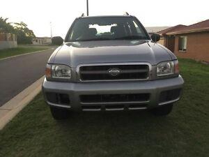 2003 Nissan Pathfinder wagon Auto (4x4)  193k with 7 M Rego RWC $ Belmont Brisbane South East Preview