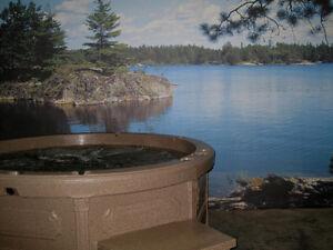 ROTO Spa HOT TUB - CANADIAN MADE