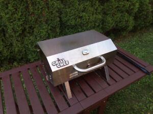 BBQ Barbecue Grill Chef