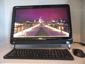 "23"" Dell Inspiron One All In One Touch Screen Desktop Computer"