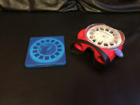 Visionneuse ViewMaster et 10 disques