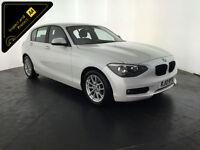 2012 BMW 118D SE AUTOMATIC 5 DOOR HATCHBACK 1 OWNER BMW SERVICE HISTORY FINANCE