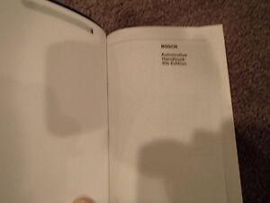 NEW Condition Bosch Automotive Handbook 6th Edition Sarnia Sarnia Area image 3