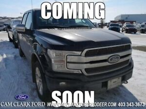 18 Ford F-150 Platinum  | Low KM | Clean Carfax |