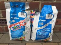 Part-Used MAPEI Grout X2