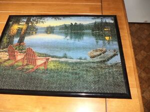 Puzzle with frame Cornwall Ontario image 3