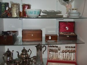 Antique jam cupboard and collectables,crafts London Ontario image 2