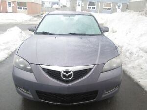 New price!!SAFETED & ETESTED ,  2007 MAZDA3 ,AUTOMATIC 2.0L