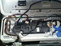 Oasis Washer W10189966 Control Board(2014), Water connections