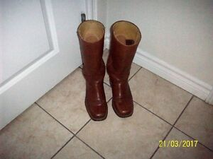 vintage frye boots from the 80's,mens size 8