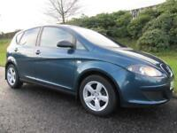 SOLD SOLD SOLD 2006 Seat Altea 1.6 Reference LOW MILEAGE 12 MONTHS MOT