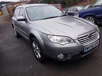 SUBARU OUTBACK WITH 15 STAMPS++AMAZING HISTORY++MOT DEC 17++