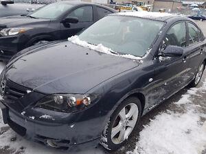 2006 Mazda3 Sedan