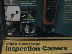 EXTECH BR80 VIDEO BORESCOPE INSPECTION CAMERA Windsor Region Ontario image 4