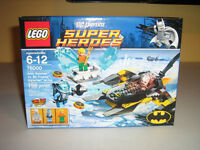 Lego 76000 DC: Artic Batman VS Mr. Freeze (Neuf)