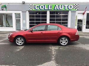 Ford Fusion AWD with only 20500 kms