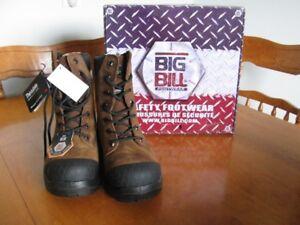 Big Bill work Boots size 9.5
