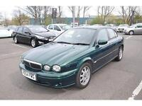 Jaguar X-TYPE 2.0D 2005MY Classic - BARGAIN JAG + NEW MOT