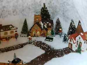 Department 56 Dickens Christmas VIllage Strathcona County Edmonton Area image 4