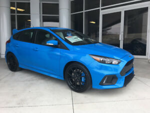2017 Ford Focus RS Hatchback 0-100 kph in 4.7s... RS handling