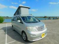 Toyota Alphard Luxury Cruize Conversion 2.4 Petrol Automatic (Deposit Now Taken)